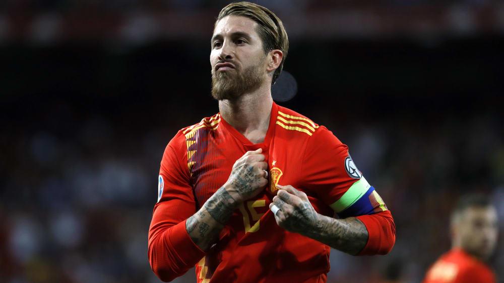 Fährt Rekordnationalspieler Ramos zu Olympia? - Am Samstag überflügelt der Real-Akteur Iker Casillas