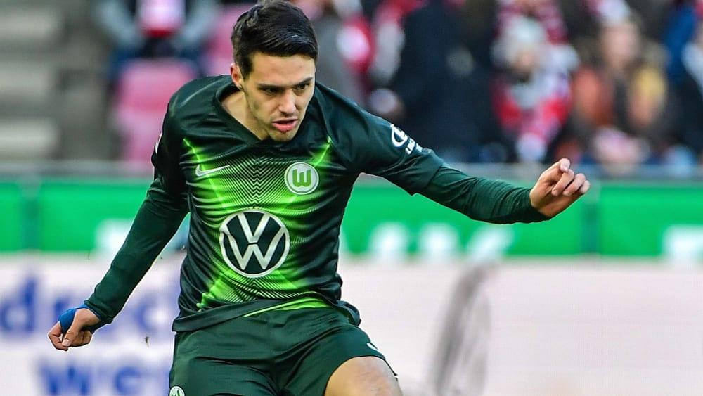 Josip Brekalo ist Spieler des VfL Wolfsburg.