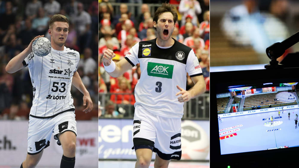 Meister Olympia Tv Fragen Und Antworten Zur Handball