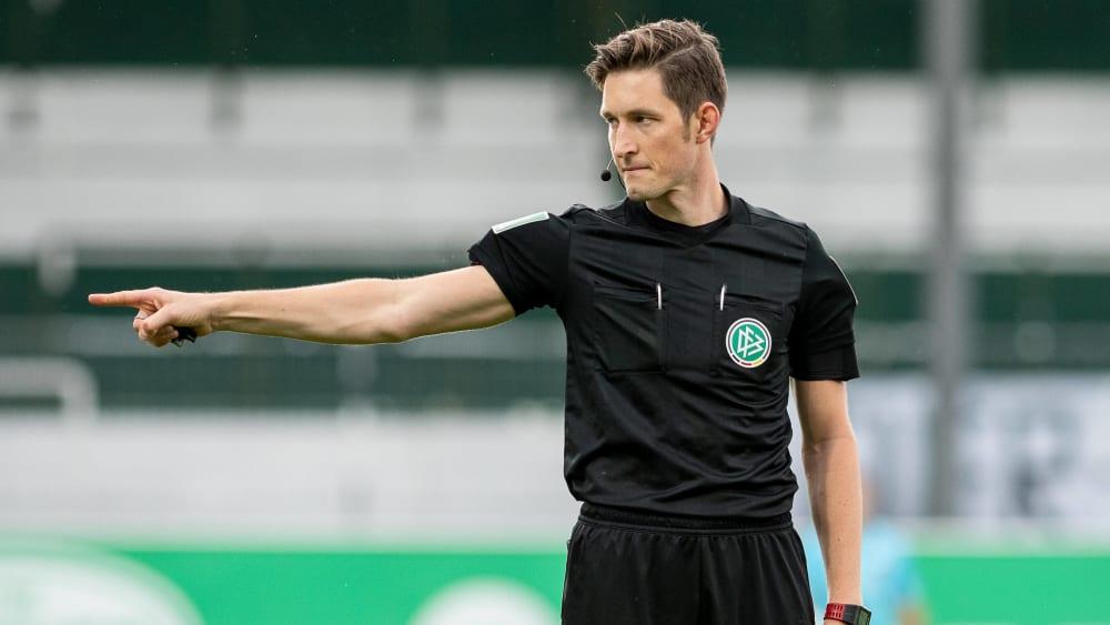 Schiedsrichteransetzung 3. Liga