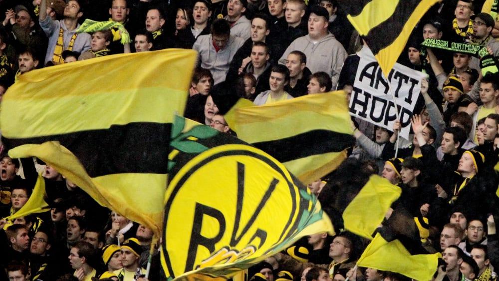 BVB-Fans im Konflikt mit Hopp