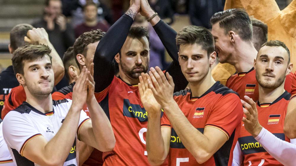 Deutschlands Volleyball-Team