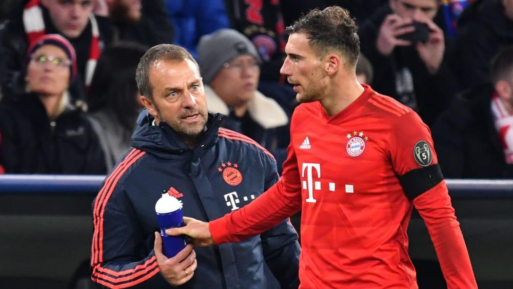 Flicks Ansatz: Selbstvertrauen, Mut, Risiko - Bayerns Trainer lobt Tuchel