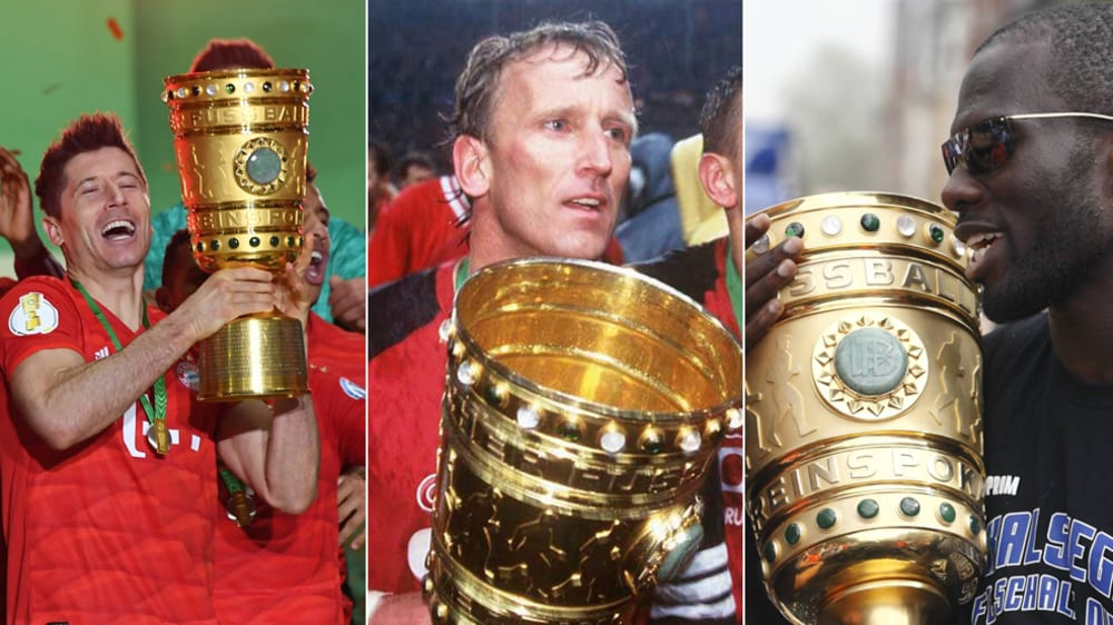 DFB-Pokal-Achtelfinale