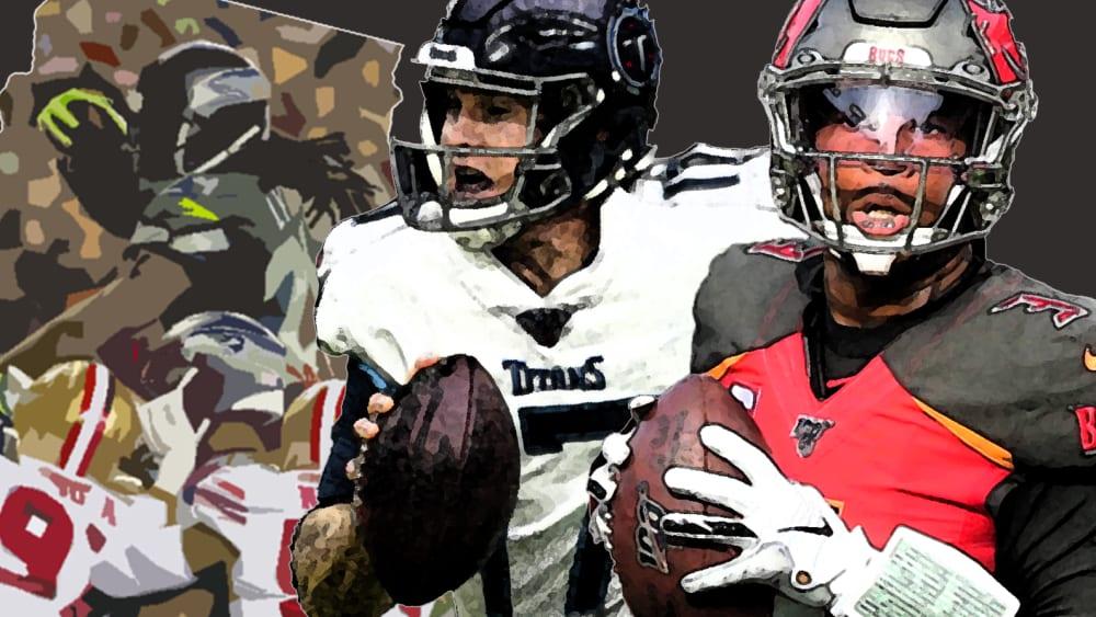 Best of NFL 2019 - Week 17