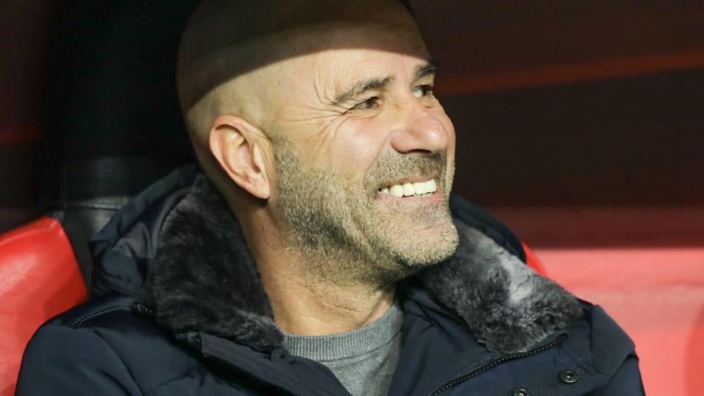 Leverkusens Trainer Peter Bosz stehen im Mittelfeld wieder etliche Alternativen zur Verfügung.
