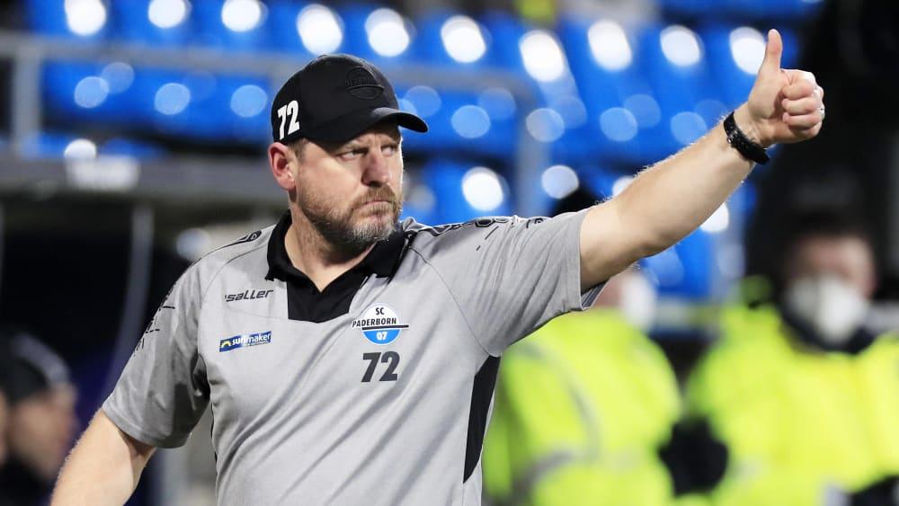 2. Bundesliga, SC Paderborn: Steffen Baumgart verspürt ...