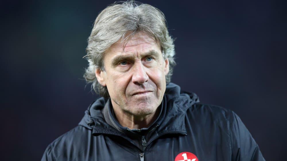 Torwarttrainer Kaiserslautern