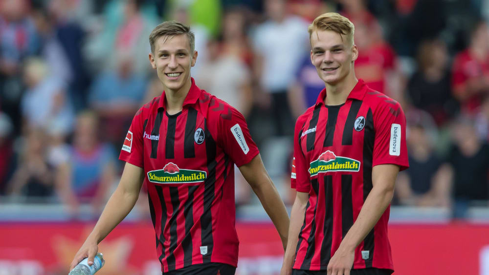 Nico Schlotterbeck und Philipp Lienhart