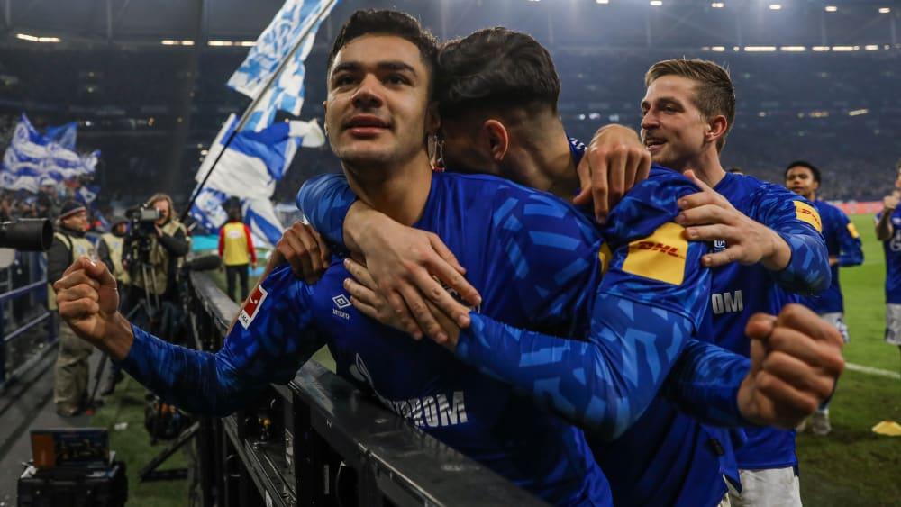 Ozan Kabak hat einen Lauf: Schalkes zweimaliger Torschütze feierte sein Debüt in der türkischen Nationalmannschaft.