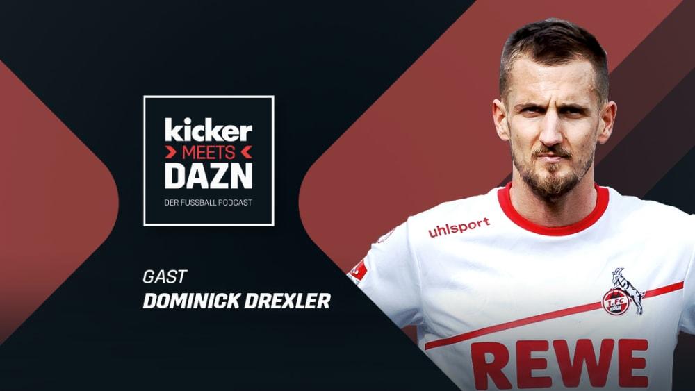 Dominick Drexler ist Profi beim 1. FC Köln.