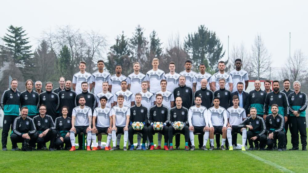 Die deutsche U 21